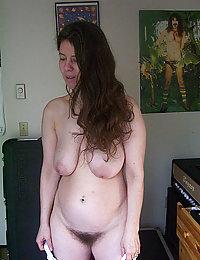 madura peluda cachonda
