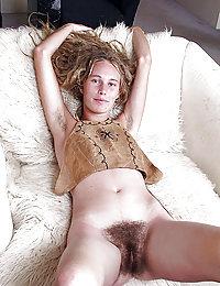 maduros coños peludos