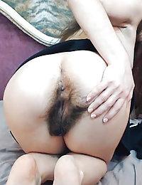 cuarentonas peludas gratis